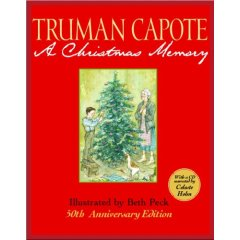 Memory of Christmas by Truman Capote